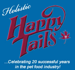 Happy Tails Holistic Pet Food