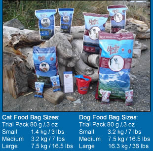 Happy Tails - All Natural Pet Food